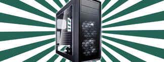 Panorama: Gaming PC f�r 1.000 Euro: FullHD-Gaming mit bester Grafik
