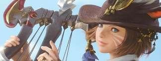 "Final Fantasy 14 - A Realm Reborn: ""Dream of Ice"" bringt mehr Umfang ins Spiel"