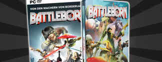 Schn�ppchen des Tages: Battleborn mit Steelbook f�r nur 30 Euro