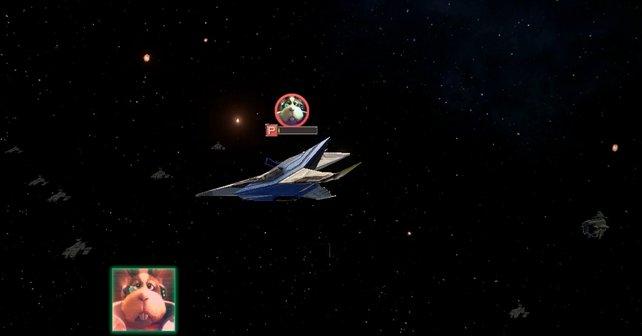 Fox lässt seinen Freund Peppy nicht im Stich und folgt ihm nach Titania.