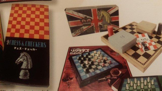 Schach, Go, Mahjong ... Die ersten Brettspiele nach über 70 Jahren nichts als Karten sind allesamt klassischer Natur.