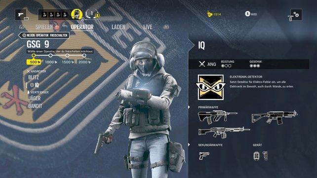 Operator I.Q.