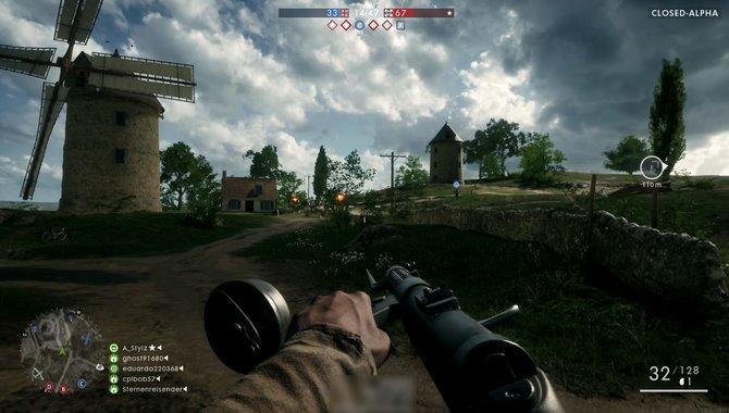 Die geschlossene Alpha-Phase von Battlefield 1 verrät bereits viel vom fertigen Spiel.