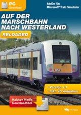 Auf der Marschbahn nach Westerland