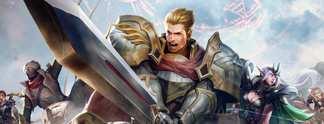Arena of Valor: Der Mobile-MOBA-Hit aus Asien jetzt auch bei uns