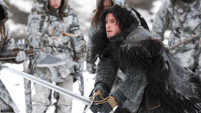 Wer das Schwert von Jon Snow haben will, muss einiges dafür tun (leider keine Spielgrafik).
