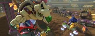 Panorama: Mario Kart 8: Youtuber zeigt, wie viel Mühe sich Nintendo bei den Kulissen gibt