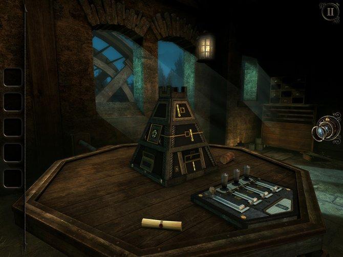 Das Rätsel-Adventure The Room 3 bringt viel Atmosphäre und Denkarbeit auf den Bildschirm.