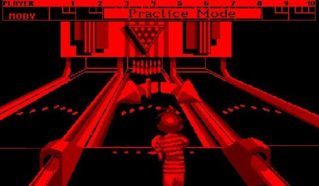 Eines der sehr späten VB-Spiele ist Nester's Funky Bowling, das nur noch in den USA erscheint. Wie die meisten der rot-schwarzen Zumutungen gilt es als gerade noch akzeptabel.