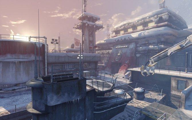 """Der vierte und letzte Zusatzinhalt für Call of Duty - Ghosts nennt sich """"Nemesis"""" und bringt wieder vier neue Online-Karten."""