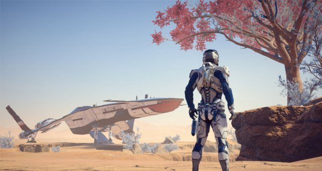Mass Effect Andromeda: Der Multiplayer wird den Platin-Schwierigkeitsgrad erhalten