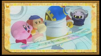 Kirby's Adventure Wii - Intro