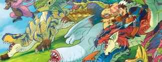 Monster Hunter Stories mit rundenbasierten K�mpfen: Spielserie beschreitet neue Wege