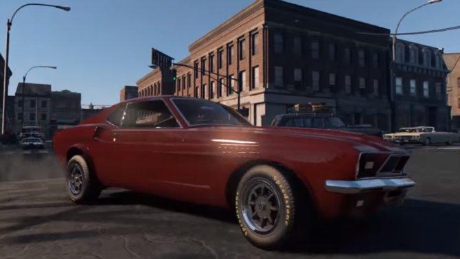 Der Berkley Stallion gehört zu den schönsten Fahrzeugen in Mafia 3.