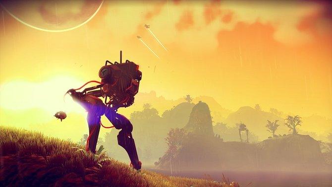 No Man's Sky (2016, Hello Games) verspricht unendliche, abwechslungsreiche Welten und bringt unendliche Langeweile.