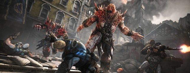Gears of War: Bietet die Spielereihe wirklich genug Stoff, um daraus einen Film zu machen?