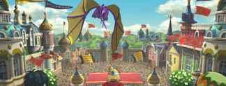 Vorschauen: Ni no Kuni 2 - Schicksal eines Königreichs: Auf der gamescom angespielt