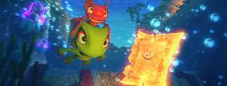 """Yooka-Laylee: Neuer Trailer und Veröffentlichungsdatum - """"Wii U""""-Fassung abgesagt"""