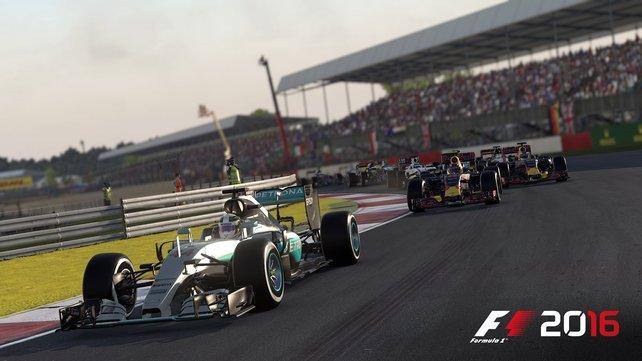 Kein Jahr ohne virtuelle F1: Codemasters wird auch 2017 ein Rennspiel der Königsklasse liefern.