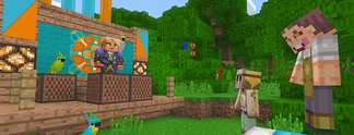 Minecraft: Microsoft in Gesprächen mit Sony über Crossplay