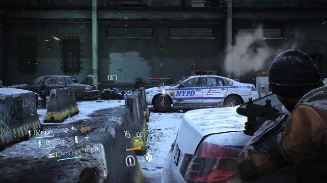 Auf den Straßen von New York kämpft ihr ums Überleben.