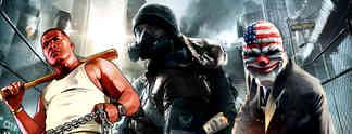 GTA 5, Payday 2, Hitman, The Division - Der Wochenr�ckblick