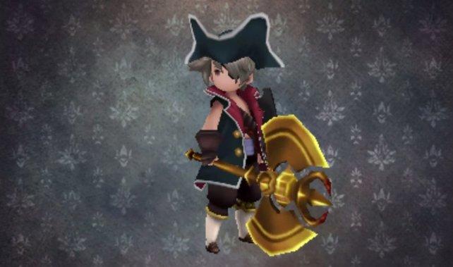 Pirat-Klasse.