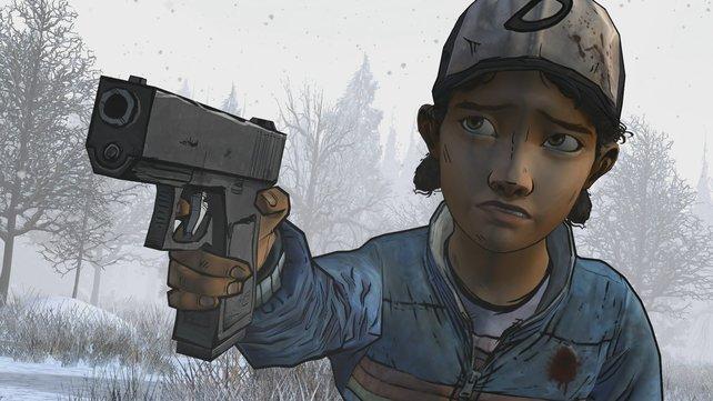 Clementine wächst in der Zombieapokalypse auf und der Tod ist ihr ständiger Begleiter.