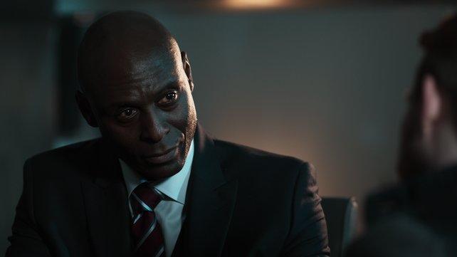 Keine Spielgrafik: Schauspieler Lance Reddick in der Live-Action-Serie.