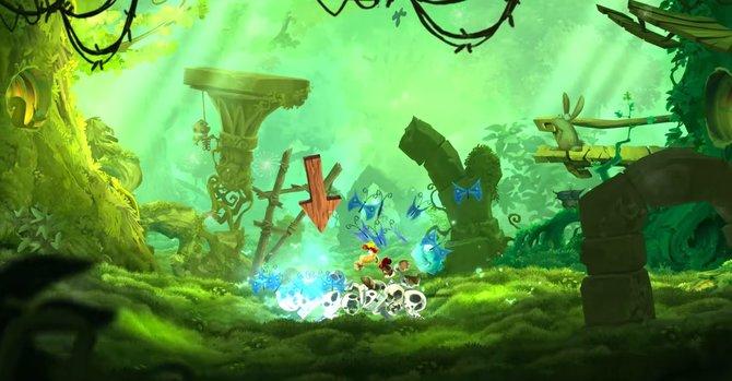 Bald erscheint mit Rayman Adventures ein potentieller Hüpfhit für mobile Plattformen.