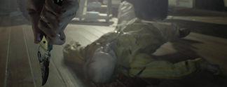 Panorama: Resident Evil 7: Spieler schlägt sich nur mit dem Messer durch