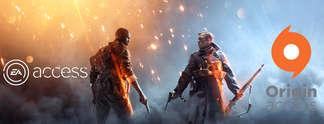 Battlefield 1: Vorab-Version f�r EA Access und Origin Access nur gek�rzt