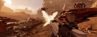 Tests: Farpoint: VR-Ballerspa� mit innovativem Gewehr-Controller