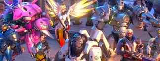 Overwatch: Arena-Shooter st��t LoL in koreanischen Internet-Caf�s vom Thron