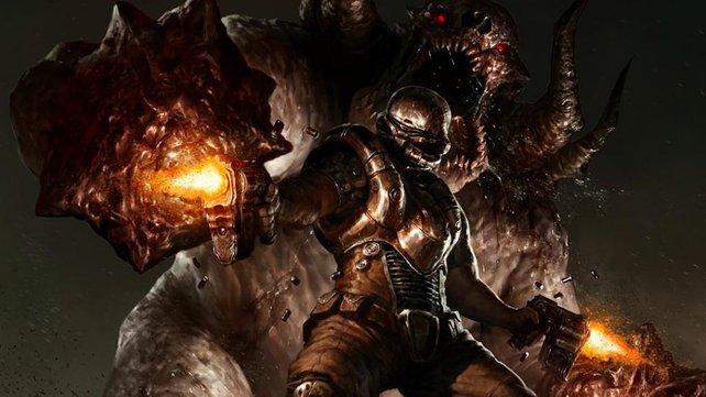 id Software hält sich bei Infos zu Doom 4 noch sehr zurück.