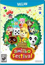 Animal Crossing - Amiibo Festival