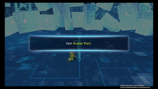 Das Finden von Avatar Parts ist eure nächste Aufgabe im Spiel.