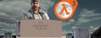 Wochenr�ckblick - Online-Aus f�r Wii und DS, Skyblivion, Half Life 3