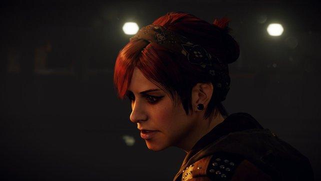 Die Gesichtsanimationen von First Light sind eindrucksvoll dargestellt.