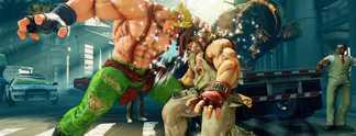 Street Fighter 5: Ton f�llt w�hrend �bertragung aus, es folgt genialer Ersatz