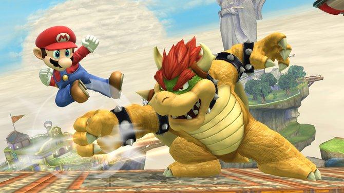 Bald ist es wieder so weit - dann beharken sich die Nintendo-Stars auf der Wii U.