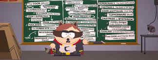 South Park - Die rektakuläre Zerreißprobe: Der Name gab den Ausschlag für die Entwicklung
