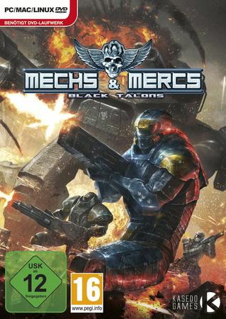 Mechs & Mercs - Black Talons