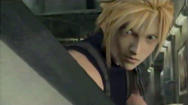 Nicht spielbar: Square Enix zeigt eine PS3-Technikdemo, plant aber nicht weiter.