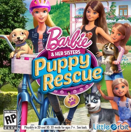Barbie and Her Sisters Great Puppy Adventure