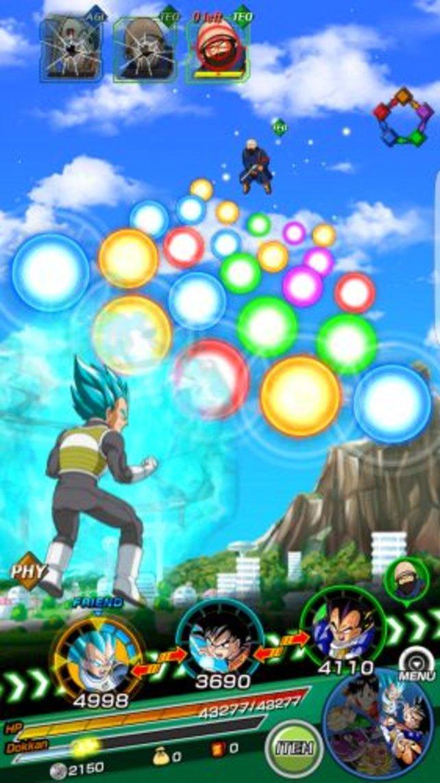 Die Platzierung eurer drei aktiven Charaktere ist für den Angriff und die Defensive wichtig.