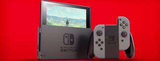 Nintendo Switch verkauft sich zum Start in Japan besser als Sonys PS4