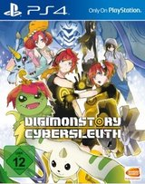 Digimon Story - Cybersleuth (PS4)