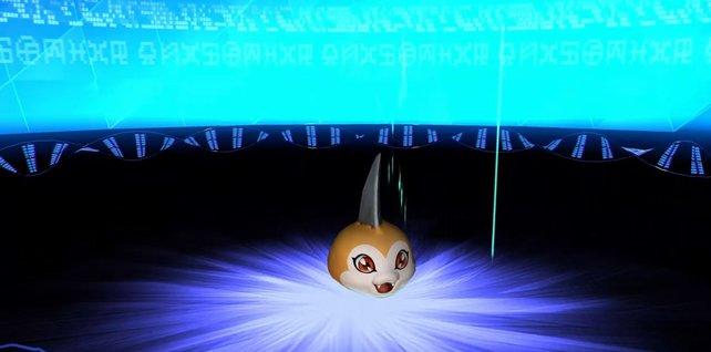 Tsunomon ist ein alter Bekannter und oft gewähltes Digimon.