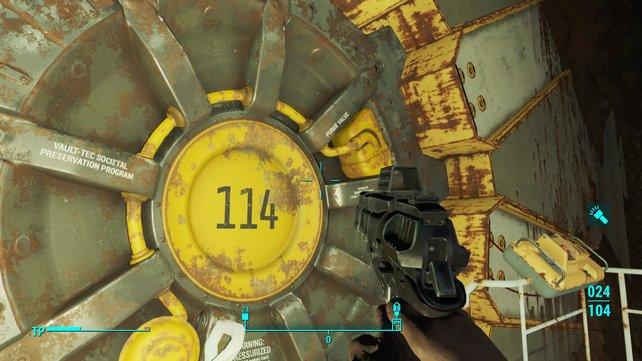 Vault 114